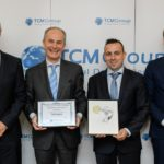 TCM Belgium gets award from TCM Group