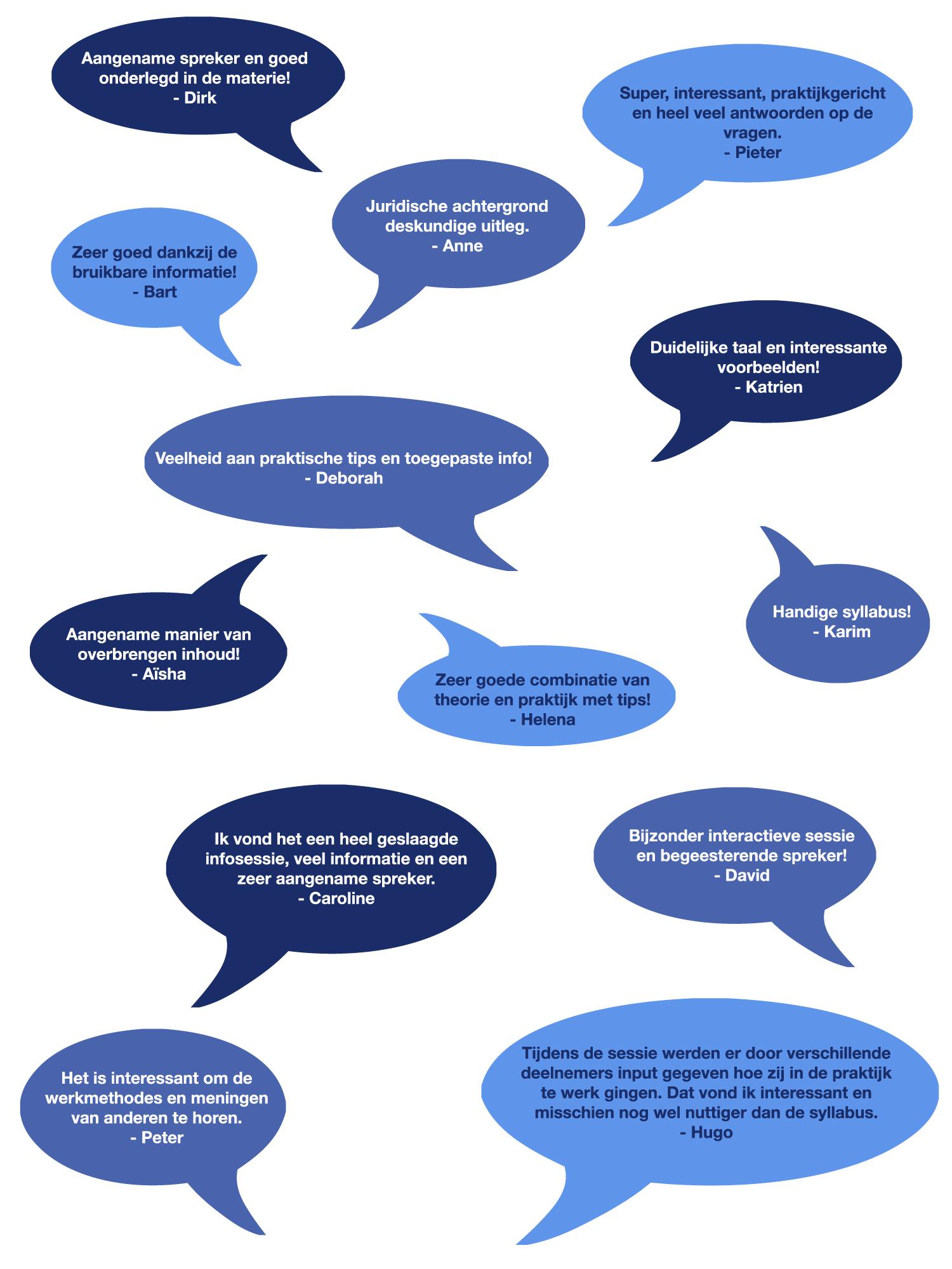 TCM clients testimonies