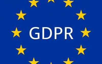 GDPR/RGPD – Protection des données – recouvrement de créances