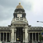 Palace of justice Bruxelles TCM