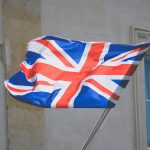 UK flag no deal brexit