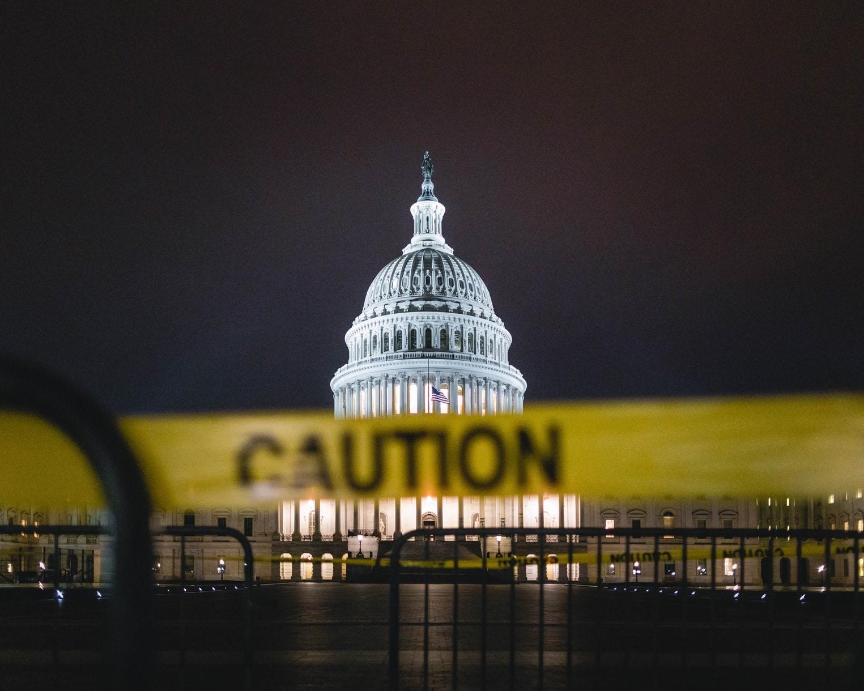 TCM US federal shutdown
