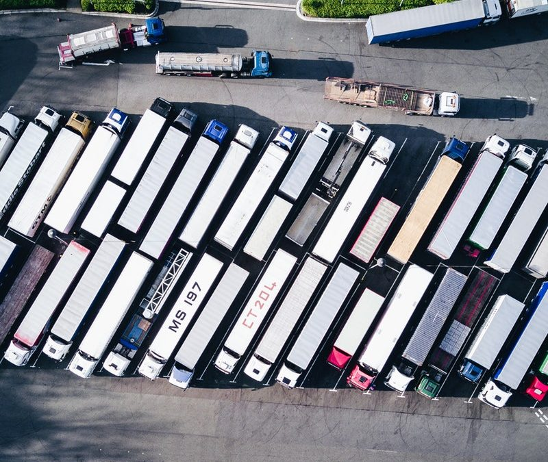 The road freight transport company guarantee