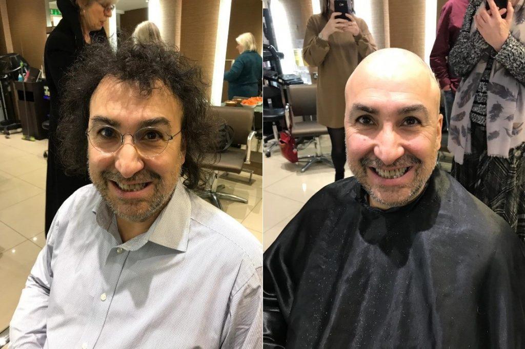 Pierre hancourt big shave