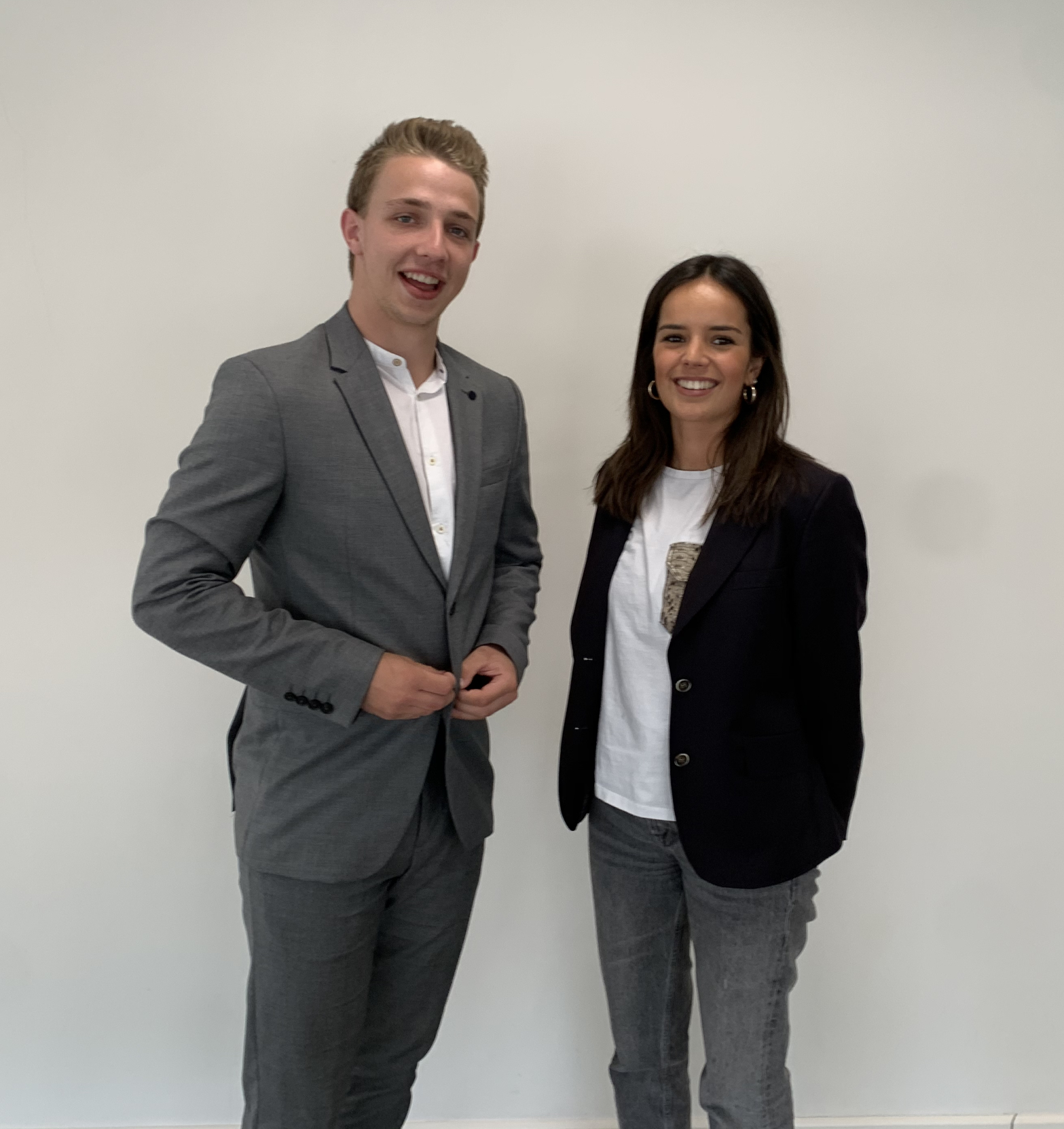 Traineeship Sarah and Matthias TCM 2020